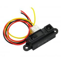 Sensor de Distancia Infrarrojo IR Modelo SHARP GP2Y0A21YK0F