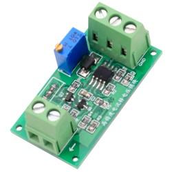 Módulo Conversor Análogo Corriente a Voltaje 4-20mA a 0-5V