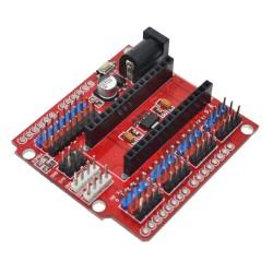 Shield de Expansión Multiproposito GPIO para Arduino NANO y UNO