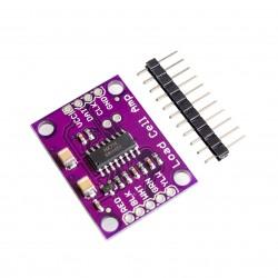 Módulo HX711 Conversor ADC Celdas de Carga