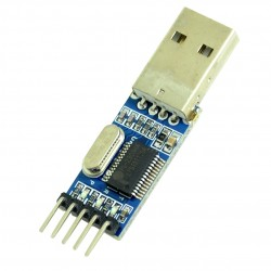 Adaptador Conversor PL2303 Serial TTL a USB Modelo YP-01