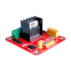 Módulo L298N Puente H Controlador de Motores