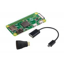 Pack Básico Raspberry Pi Modelo Zero v1.3