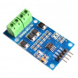 Conversor Serial TTL a RS422 Basado en el Circuito Integrado MAX490