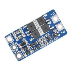 Módulo Cargador Protector BMS 2S Modelo HX-2S-JH20 para 2 Baterías de Litio 18650