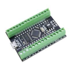 Arduino NANO Micro USB Atmega328 CH340 Con Borneras