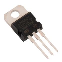 Regulador de Tensión L7805CV Versión 1.5Amp
