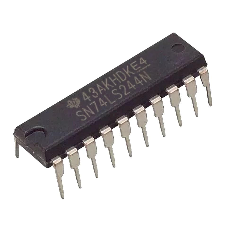 Circuito Integrado : Circuito integrado sn ls n controlador de linea buffer dip