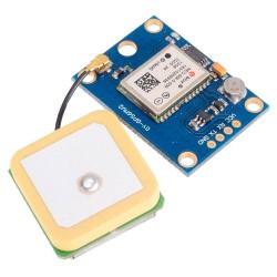 Módulo Serial para Geolocalización GPS Modelo GY-NEO6MV2
