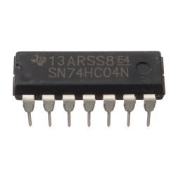 IC 74HC04N Circuito Integrado Compuerta Lógica 6x Hex Inverter NOT