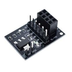 Zócalo Adaptador con Regulador 3.3V para Módulo NRF24L01
