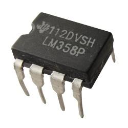 Circuito Integrado Amplificador Operacional LM358