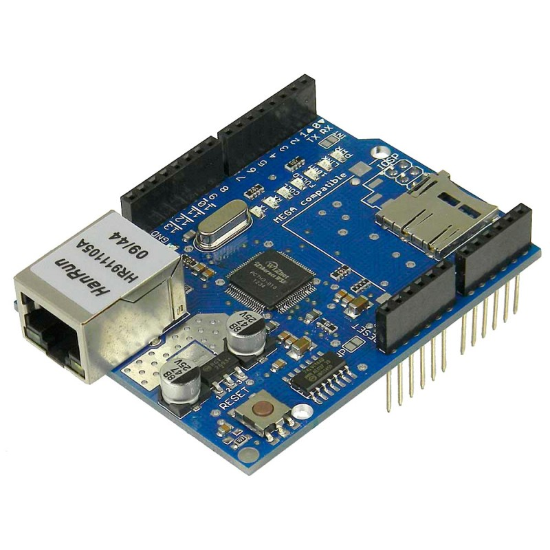 Ethernet shield para arduino w lionchip