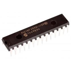 Microcontrolador 8bits Familia 18F PIC18F2550
