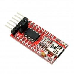 Interfaz Conversor USB Serial TTL FT232RL FTDI