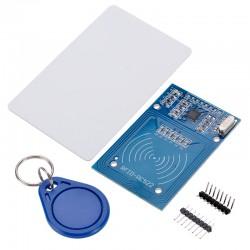 Módulo de Lectora y Escritura RC 522 RFID Frecuencia 13.56MHz