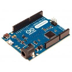 Arduino Leonardo con Cable USB 10 LEDs y 10 Resistencias