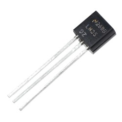 Sensor de Temperatura Análogo Lineal LM35