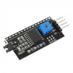 Interfaz Serial I2C para LCD Alfanumérico Basados en el Controlador HD44780