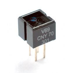 Sensor Óptico Infrarrojo IR Reflectivo Modelo CNY70