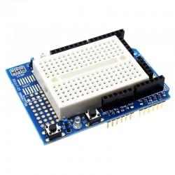 Proto Shield Arduino Versión 5 Incluye Mini Protoboard 170 Puntos