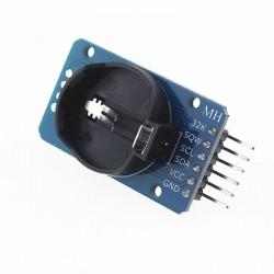 Módulo I2C RTC DS3231 con Memoria EEPROM Atmel24C32 sin Bateria