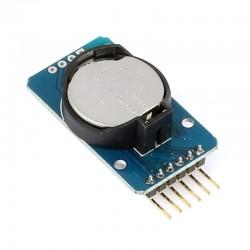 Módulo I2C RTC DS3231 con Memoria EEPROM Atmel24C32 y Batería Incluida