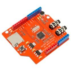 Shield Arduino VS1053B Grabador y