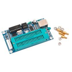 Programador PIC Modelo K150 con Zócalo ZIF y cable ICSP